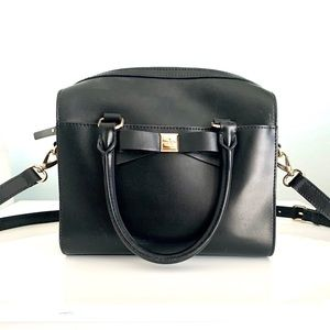 Authentic Kate Spade Bag With Bow